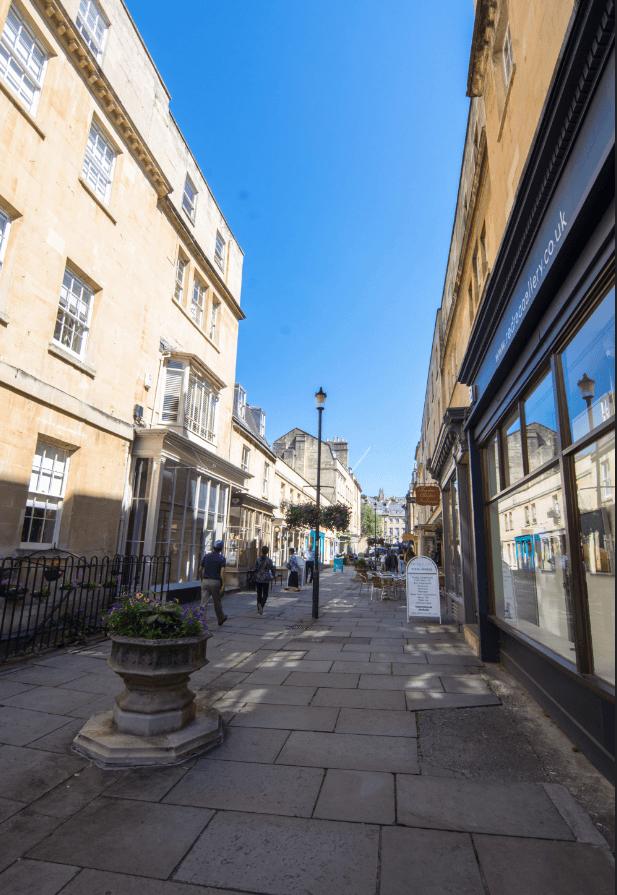 Bond Street, Bath