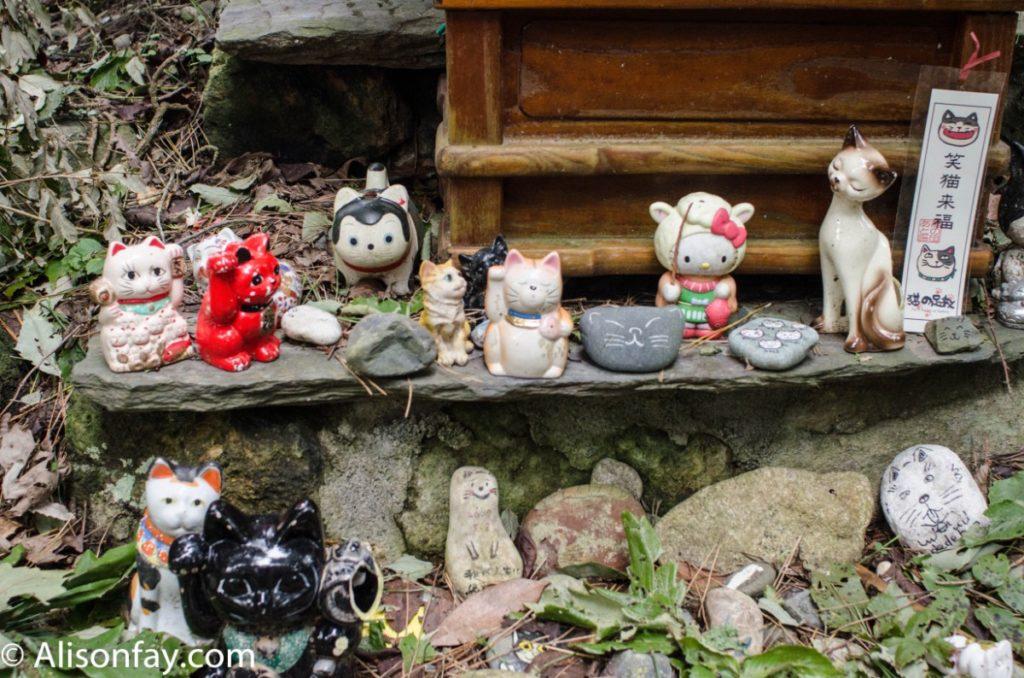Cat Shrine - Neko Jinja