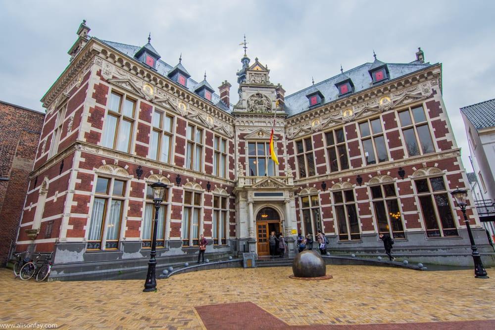 Utrecht University Building