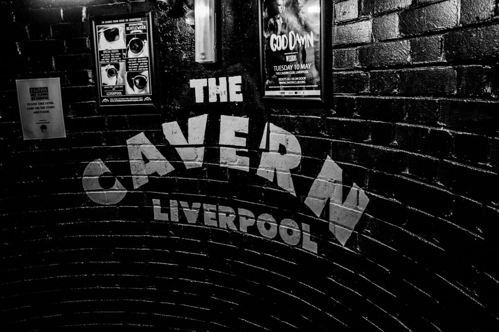 Cavern Club, Liverpool