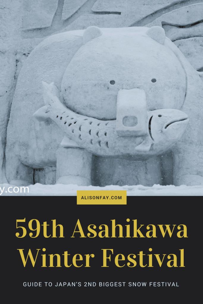 59th Asahikawa Winter Festival