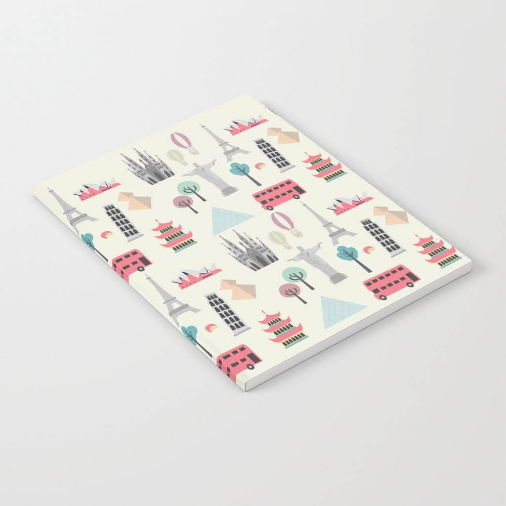 Travel Notebook by Mubolabs