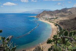 Santa De Cruz Beach in Tenerife - Alison Fay Travel Photography