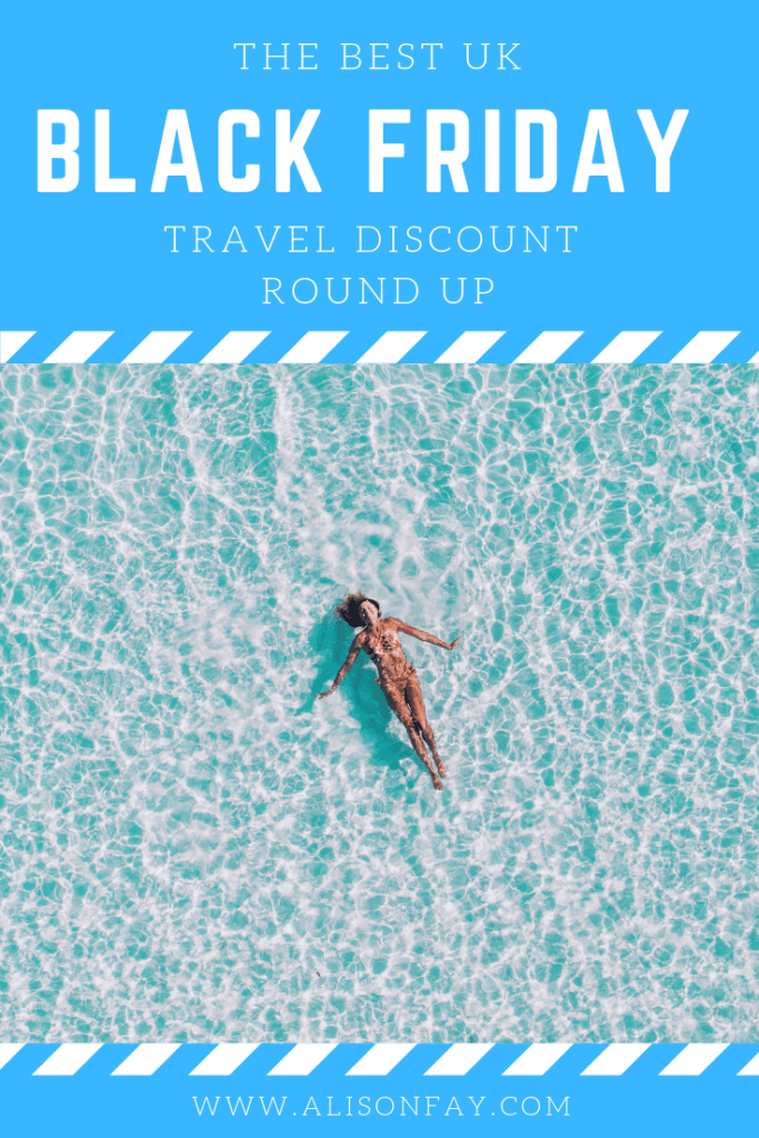 Black Friday Travel Deals by Alisonfay.com