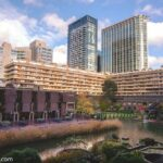 The Barbican in London