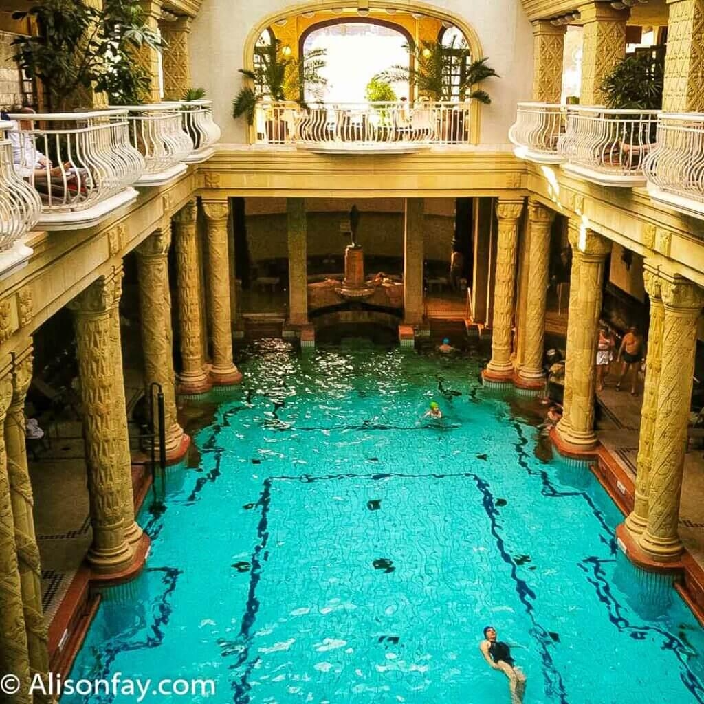 Hungarian Bath
