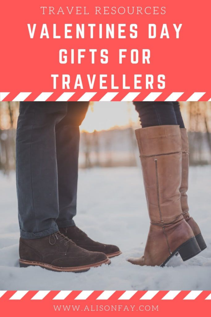 Pinterest Pin - Valentines day travel gifts for her