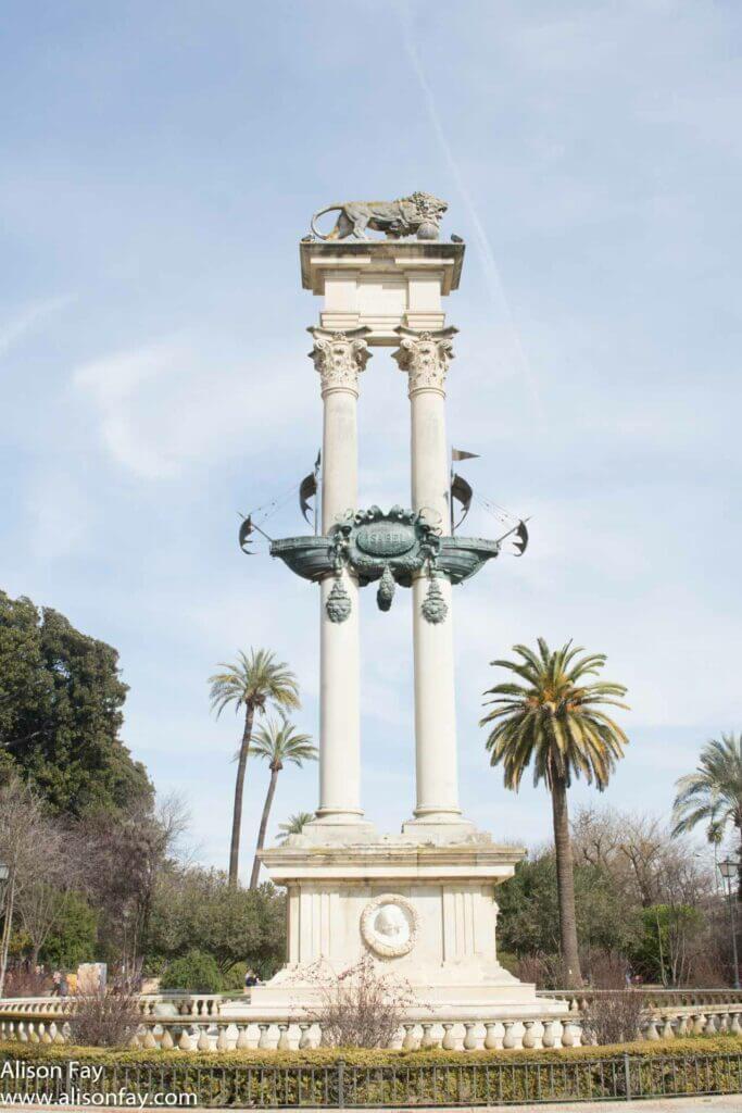 Jardin de murillo, Seville