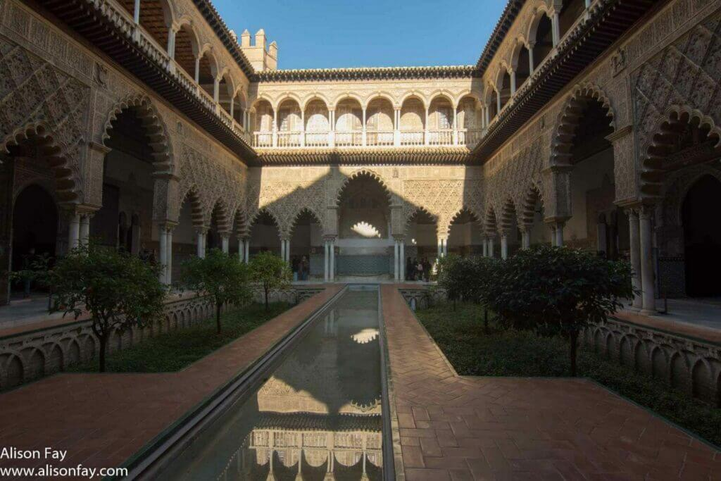 The Real Alcazar Palace