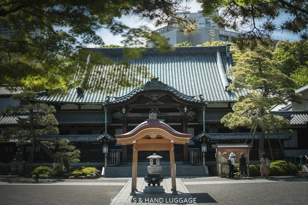 Sengakuji Temple, Minato City